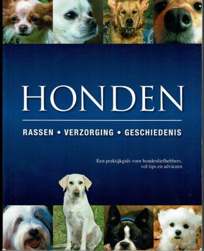 Honden - rassen verzorging geschiedenis - Juliette Cunliffe