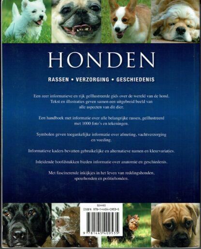 Honden - rassen verzorging geschiedenis Juliette Cunliffe