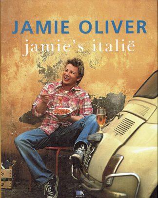 Jamie OIiver - Jamie's italie-9789021580449