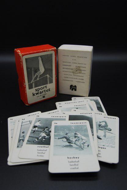 Jumbo zwart wit Sportkwartet no 15