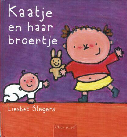 Kaatje en haar broertje - Liesbeth Slegers