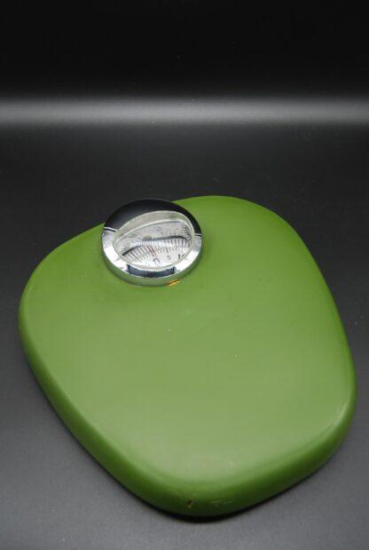 Krups groene personenweegschaal