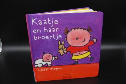 Peuterboek-kaatje en haar broertje-ISBN9789044802771