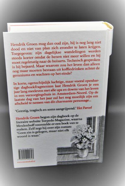 Pogingen iets van het lven te maken-GROTE LETTER EDITIE-Hendrik groen-97890290943
