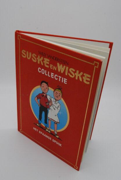 Suske en Wiske - het Spaanse Spook