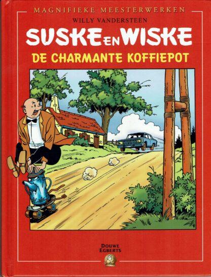 Suske en Wiske - De Charmante koffiepot (Douwe Egberts uitgave)