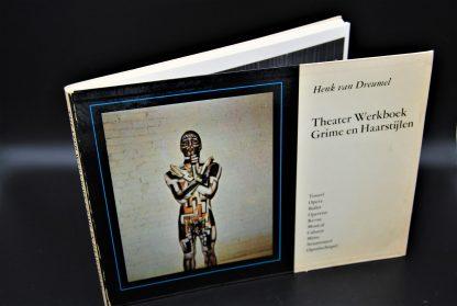 Theater Werkboek Grime en Haarstijlen-Henk van Dreumel-1975