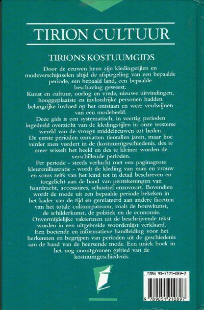 Tirions Kostuumgids - Marian Conrads en Gerda Zwartjes-9789051210897