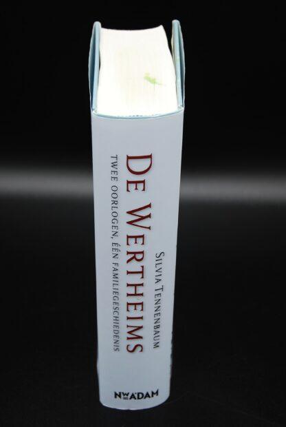Tweedehands boek-De Wertheims, Silvia Tennenbaum