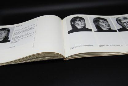 Tweedehands boek-Theater Werkboek Grime en Haarstijlen 9061370428