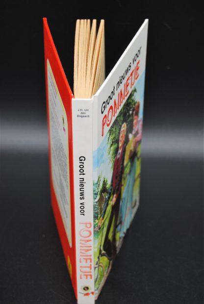 Vintage jeugdboek Pommetje Horlepiep-Groot nieuws voor Pommetje