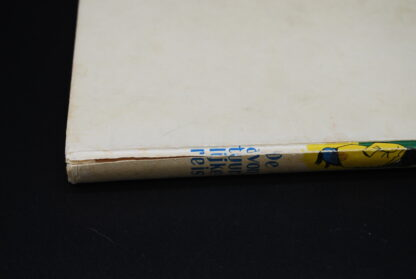 Vintage kinderboek-De avontuurlijke reis van Bolke's zoon met Dorus Das-A.D. Hildebrand
