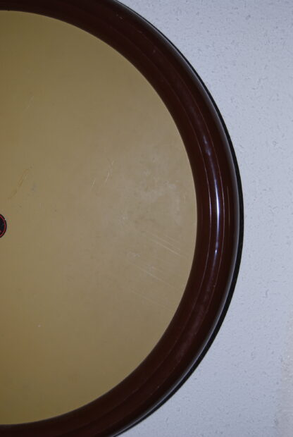 Vintage spiegel Tiger Products bruin 37cm