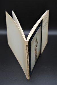 Vintage theater werkboek grime en haarstijlen-Henk van Dreumel