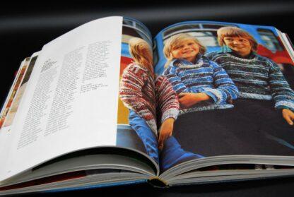 mooi boek over handwerken, breien en haken