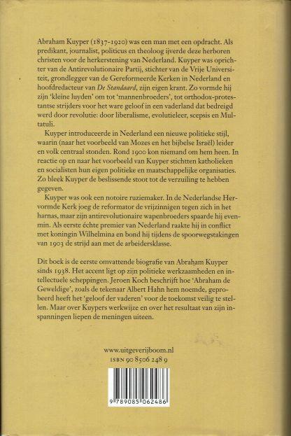 Abraham Kuyper - een biografie - Jeroen Koch - ISBN 90 8506 248 9