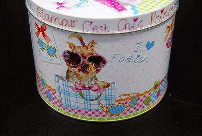 Blik Glamour C'est Chic Princesse, kleurig en leuk