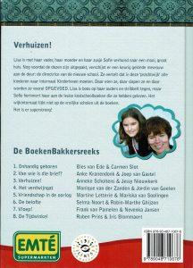 Boekenbakkers - Verhuizen!-Tweedehands kinderboek