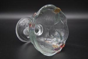 Crystal D'Arques J G Durand Luminarc schaal