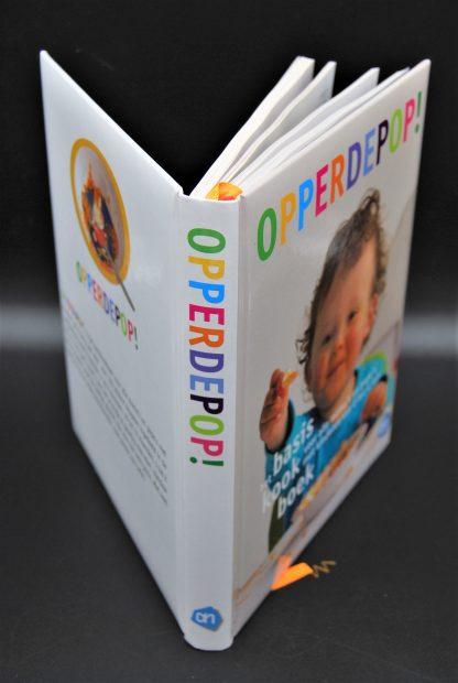 Opperdepop! -superhandig kookboek voor als je kleine kinderen hebt
