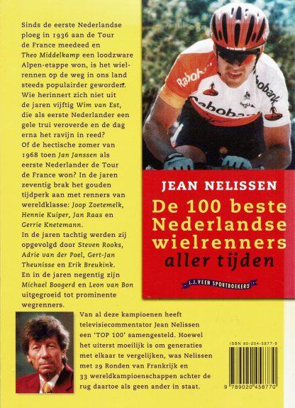 De 100 beste Nederlandse wielrenners aller tijden. Jean Nelissen