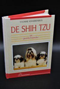 De Shih Tzu als gezelschapsdier-Yvonne Krabbenbos