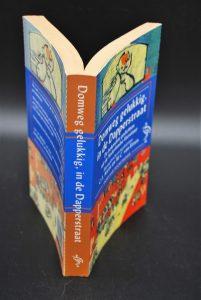 De bekendste gedichten uit de nederlandse literatuur-Domweg gelukkig in de Dapperstraat-9789035113596