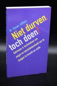 Dr. Susan Jeffers-Niet druven,toch doen!-isbn9789025291945