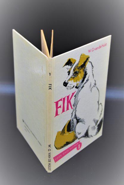 Fik-WG van de Hulst-isbn 9026642415-vintage kinderboek