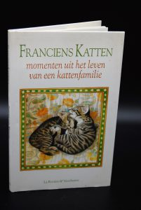 Franciens katten-momenten ui het leven van een kattenfamilie