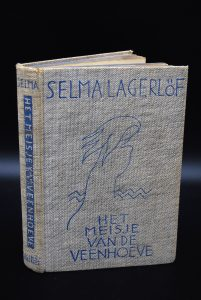 Het meisje van de veenhoeve-Selma Lagerlöf-vintage boek 1963