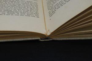 Het meisje van de veenhoeve-vintage boek 1963-Selma Lagerlof
