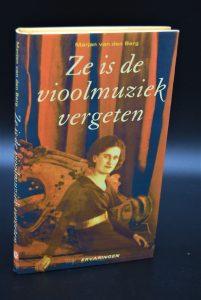 Indringend boek over Dementie-Ze is de vioolmuziek vergeten-ISBN9789065907981