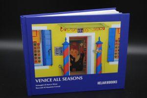 Italiaans-Engels fotoboek-Venice all Seasons-9788890451027