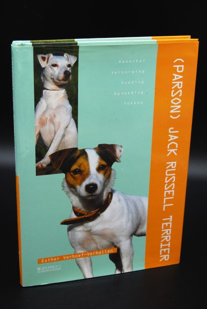 Jack Russell Terrier, Esther Verhoef-Verhallen-9789058410122