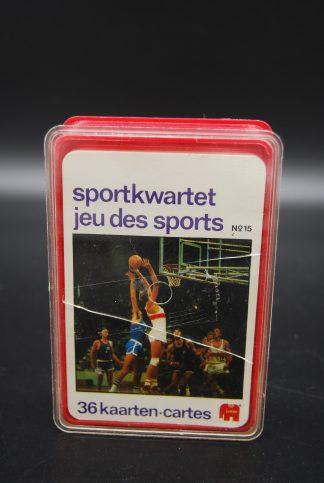 Jumbo Sportkwartet nr. 15