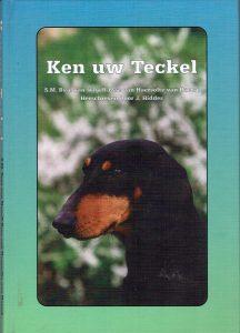 Ken uw Teckel ISBN 90-804488-1-8