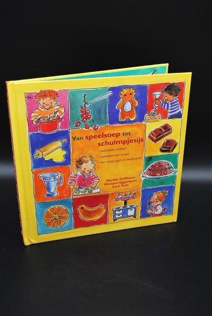 Kinderkookboek 9789044305845-Van speelsoep tot schuimpjesijs