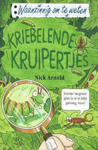 Kriebelende kruipertjes - Nick Arnold-9789020605136