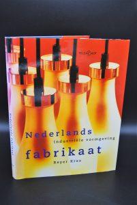 Nederlands Fabrikaat, Industriele vormgeving-Reyer Kras-9789065334374