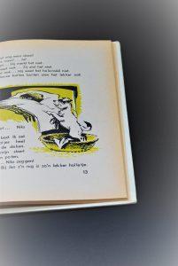 Oud kinderboek over hondje Fik-WG dan de Hulst-ca 1970