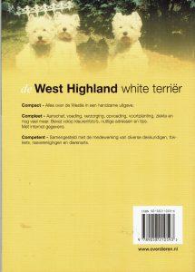 Over Dieren - West Highland white terrier ISBN 90582105596
