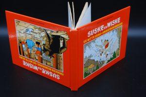 Reclameuitgave Suske en Wiske 1995, De witte gems-Knokken in Knossos