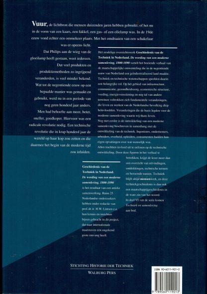 Stichting historie der techniek - Geschiedenis van de Techniek in Nederland VI , ISBN9789060119013