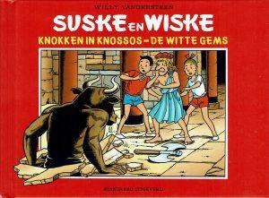 Suske en Wiske -Knokken in Knossos - De witte gems (1995)