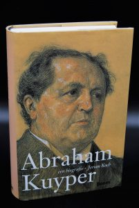 Tweedehands boek-Abraham Kuyper, een biografie- Jeroen Koch