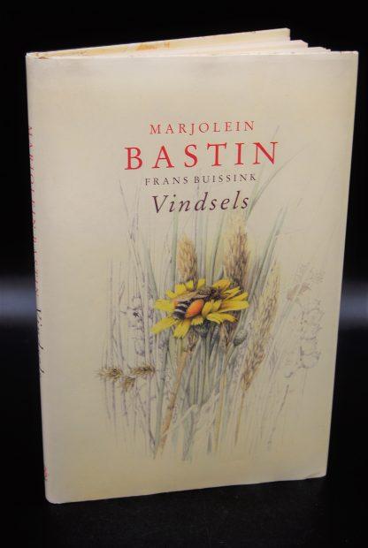 Vindsels, 1e druk 1989, Marjolein Bastin