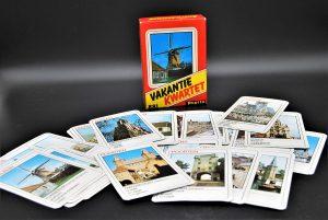 Vintage Vakantie kwartet 1965-Papita nr 881