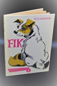 Vintage kinderboekje jaren 70