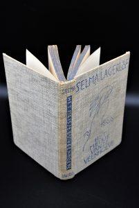 vintage boek uit 1963-Het meisje van de veenhoeve- Selma Lagerlof